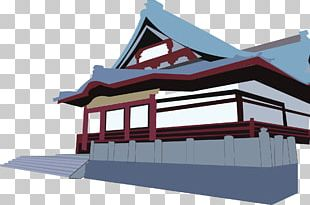 Japanese Architecture Temple PNG