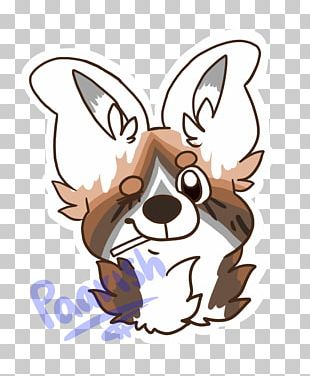 Domestic Rabbit Dog Breed Whiskers Hare Red Fox PNG
