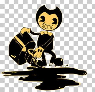 Bendy And The Ink Machine Koko The Clown Inkwell Animated Cartoon Fan Art PNG