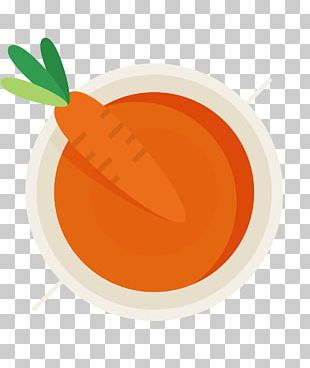 Carrot Soup Cream PNG