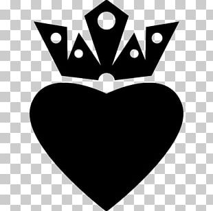 Heart Computer Icons Crown PNG