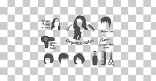Beauty Parlour Hairdresser Hairstyle Fashion Designer PNG