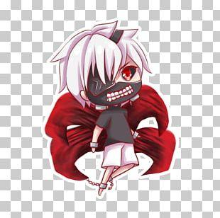 Tokyo Ghoul Chibi Anime Mangaka PNG