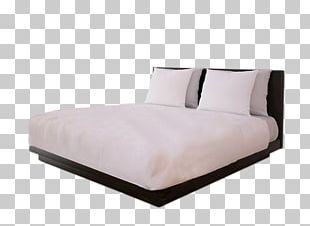 Couch Bed Frame Mattress Pads PNG