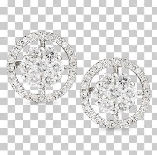Earring Jewellery Gemstone Gold Diamond PNG