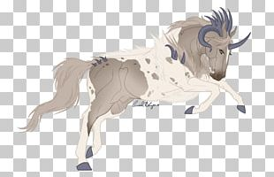 Pony Cattle Unicorn Mane PNG