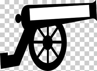 Drawing Cannon PNG, Clipart, Art, Artillery, Artwork, Black