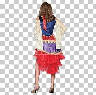 Costume Clothing Woman Robe Corset PNG