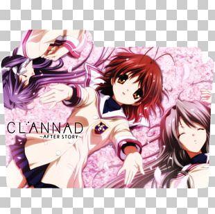 Clannad Nagisa Furukawa Tomoya Okazaki Tomoyo After: It's A Wonderful Life Anime PNG
