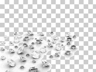 Diamond White Stock Photography Gemstone Jewellery PNG