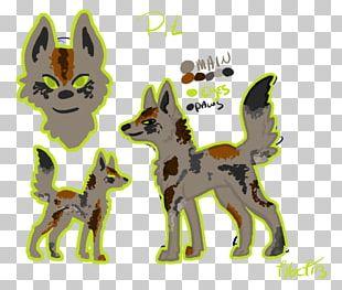 Dog Horse Cat Mammal Illustration PNG