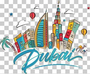Burj Khalifa Skyline PNG