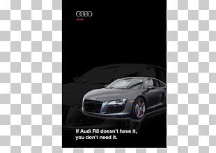 Audi R8 Car Automotive Design Automotive Lighting PNG