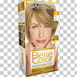Blond Hair Coloring Garnier Human Hair Color PNG