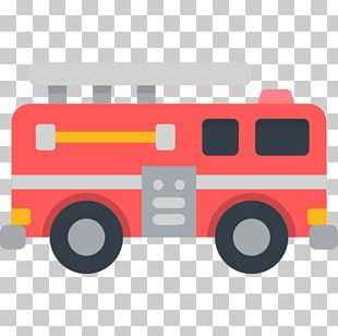 Fire Engine Firefighter Computer Icons Fire Department Vehicle PNG
