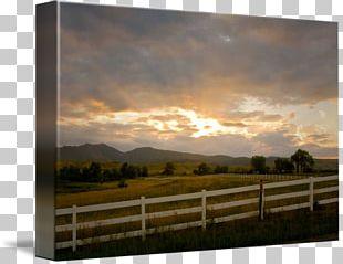 Rocky Mountains Photography Colorado Canvas PNG