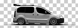Compact Van Citroen Berlingo Multispace Citroën C1 Car PNG
