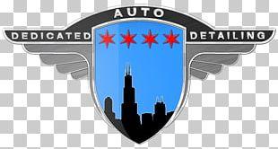 Dedicated Auto Car Wash Auto Detailing Logo PNG