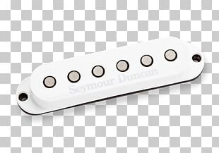 Pickup Electric Guitar Seymour Duncan Fender Stratocaster PNG