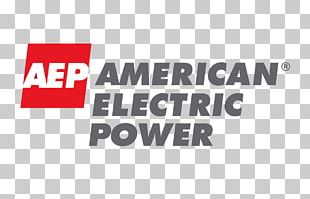 American Electric Power Business Electricity Logo Electric Utility PNG