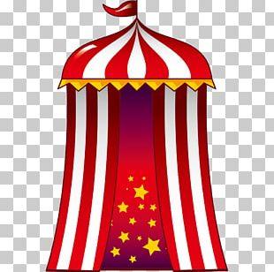 Circus Cartoon Tent Clown PNG