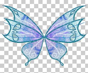 Fairy Tale Wing Butterfly Magic PNG