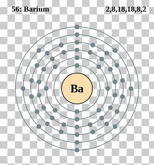 Bohr Model Atomic Number Silver Electron Configuration PNG