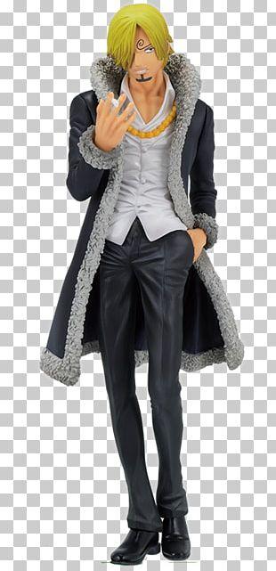 Vinsmoke Sanji One Piece 一番くじ Model Figure Figurine PNG