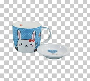 Coffee Cup European Rabbit PNG
