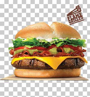 Whopper Hamburger Cheeseburger Pizza Bacon PNG