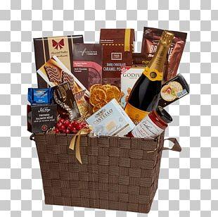 Food Gift Baskets Wine Champagne Hamper PNG