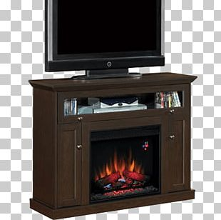Electric Fireplace Television Fireplace Mantel Furniture PNG