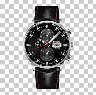 Mido Chronograph Chronometer Watch ETA SA PNG