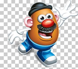 Mr. Potato Head Hash Browns Toy Play-Doh Playskool PNG
