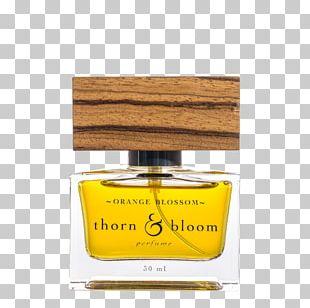 Perfume Craft & Caro Orange Blossom Thorn & Bloom PNG