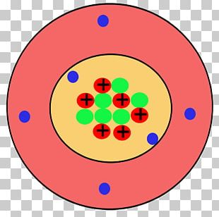 Carbon Atomic Nucleus Schalenmodell Atomic Theory PNG