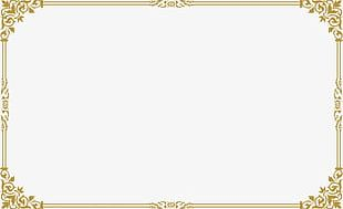 Traditional Lace Border Material PNG
