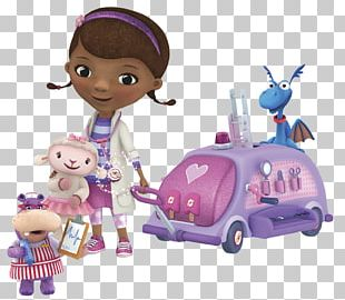 Doc McStuffins Television Show Child Toy The Doc Mobile PNG