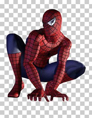Miles Morales Hulk Iron Man Venom Superhero PNG