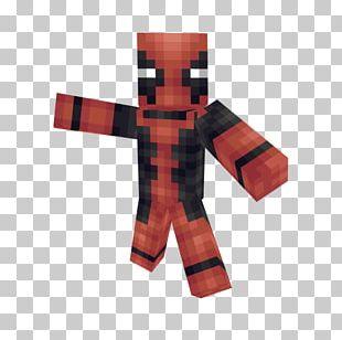Minecraft: Pocket Edition Deadpool Iron Man Marvel Comics PNG