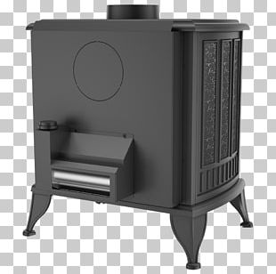Fireplace Oven Potbelly Stove Room Cast Iron PNG