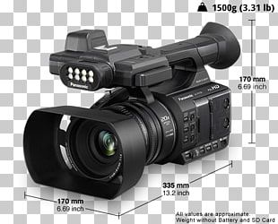 Panasonic Camcorder Video Cameras Professional Video Camera PNG