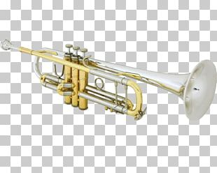 Trumpet Brass Instruments Musical Instruments Cornet Vincent Bach Corporation PNG