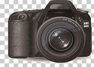 Digital Camera Clock Photography PNG