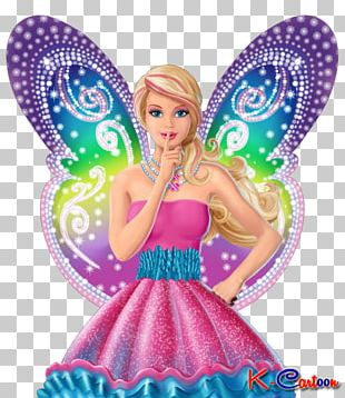Barbie: A Fairy Secret Cartoon Network Drawing PNG