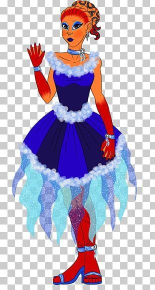 Costume Design Dance PNG