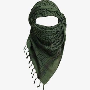 Green Turban PNG