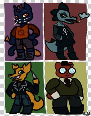 Mammal Comics Cartoon Illustration Character PNG