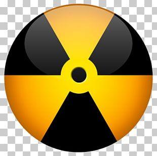 Radiation Nuclear Power Radioactive Decay Radioactive Waste Symbol PNG