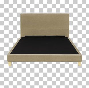 Bed Frame Box-spring Mattress Headboard PNG